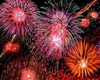 Cool Fireworks!