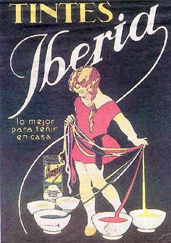 Tintes Iberia...