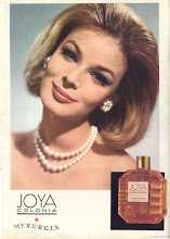 Perfume... o lo que fuera aquello... ¡qué peste!