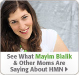 Meet Holistic Mom Mayim Bialik