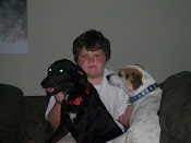 Zack, Molly and Spot