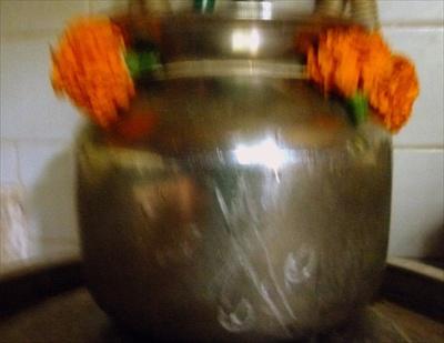 simple diwali puja at home