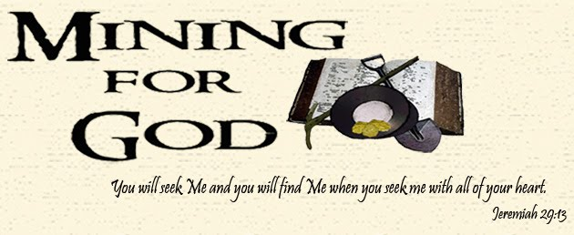 Mining for God