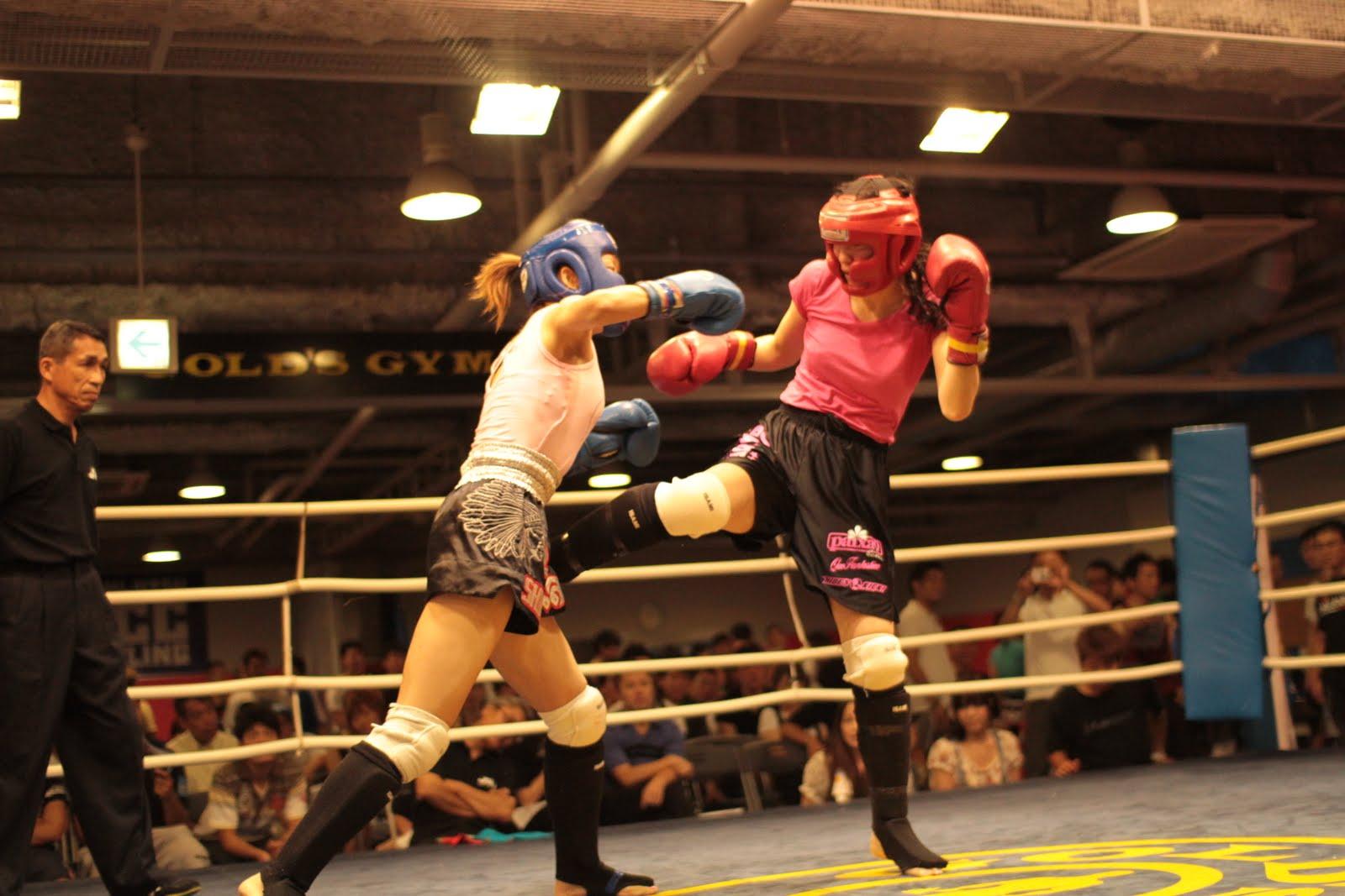 アマチュアキックボクシング大会