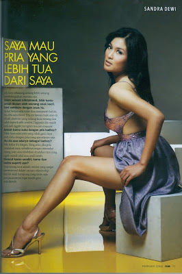 Images sexy dewi sandra