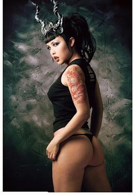 Feminine Pisces Tattoos