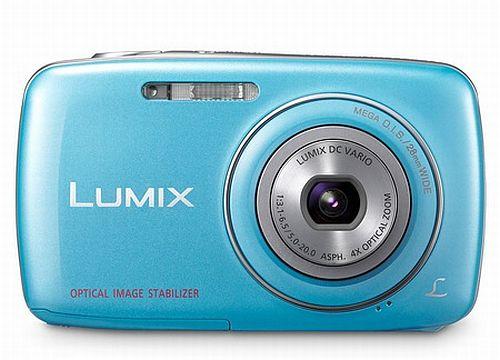 Panasonic LUMIX DMC-S3 and DMC-S1 Digital Cameras
