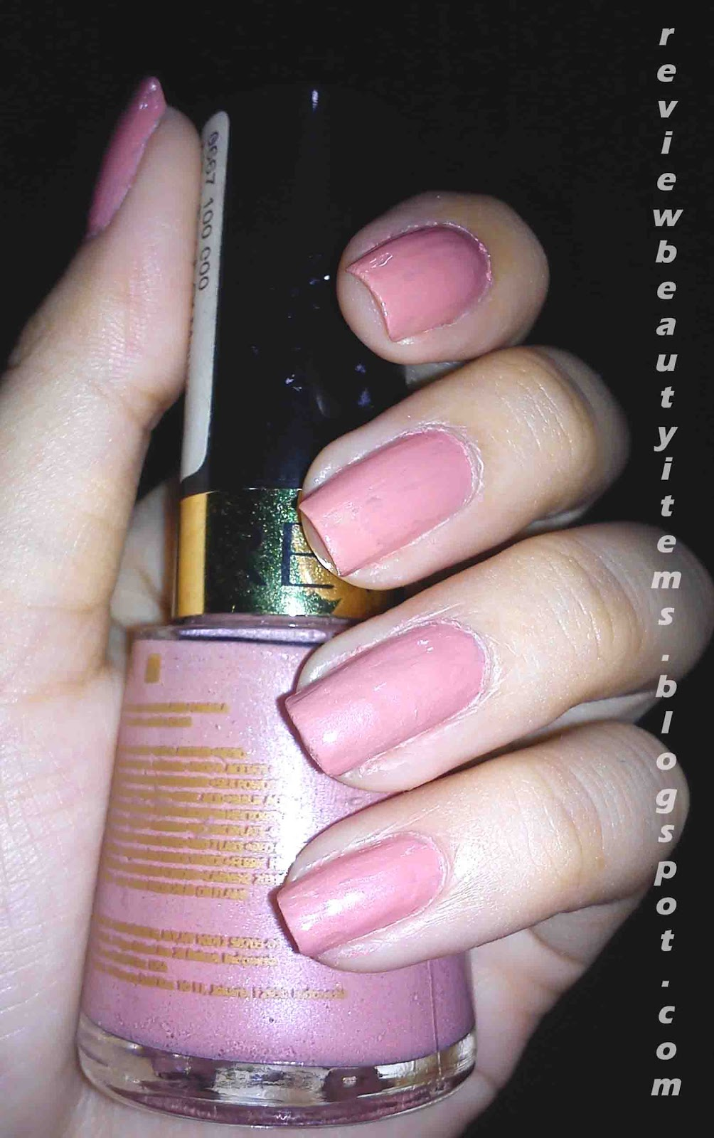 Revlon - Touch of Mauve | Review Beauty Items