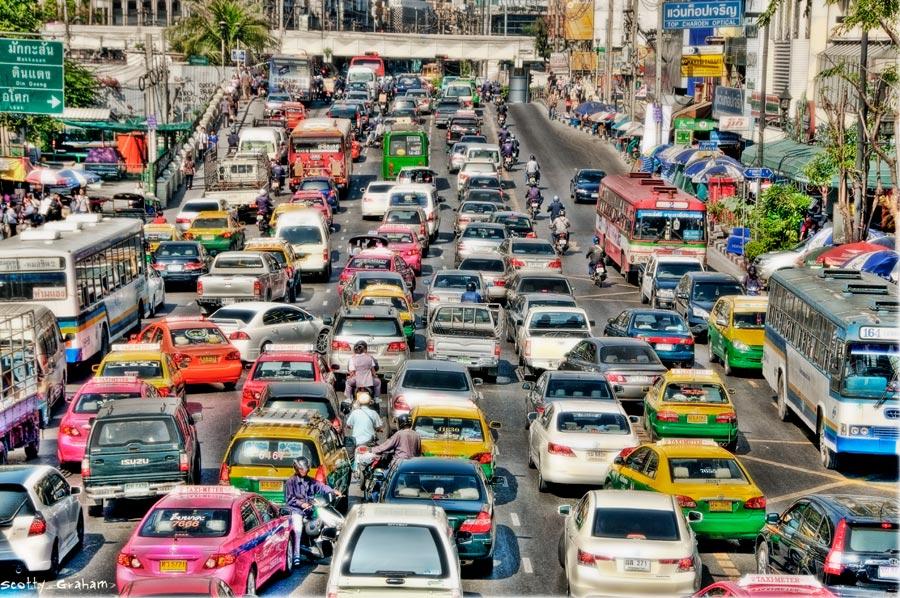 bangkok transportation