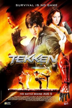 Download Baixar Filme Tekken – Dublado