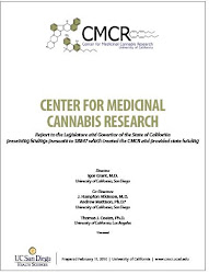 UCSD Report on Medical Marijuana 2/17/2010