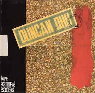 En algun lugar Duncan_Dhu-Grabaciones_Olvidadas-Frontal