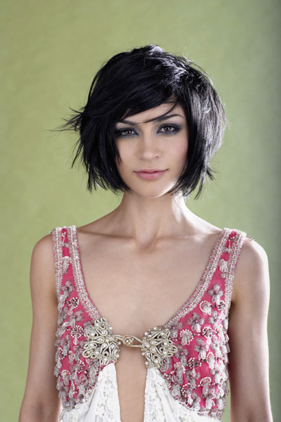 hairstyles for curly thick hair. Medium Haircuts: Hair