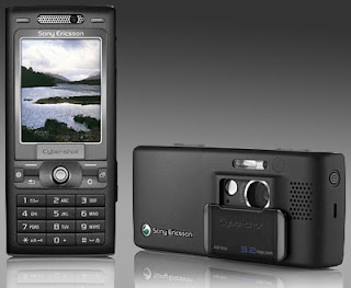 Sony Ericsson K800 Cyber-Shot