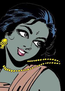 Amar Chita Katha - Parvati