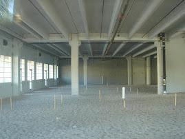 Dirt floor