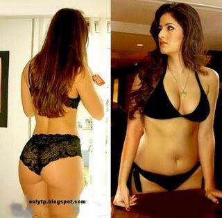 Hot Katrina Kaif Bikini Pictures