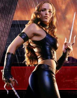 Jennifer Garner sexy poster