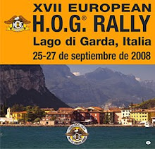 XVII European H.O.G. Rally Garda-Venecia-Florencia-Spezia-Genova 2008 (Italia)