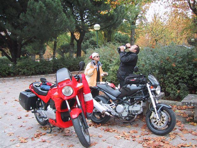 Ruta a la Bureba 2002 Burgos