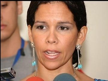 Venezuela Ombudsman Ramirez, pictured above, accused the OAS of lacking impartiality.