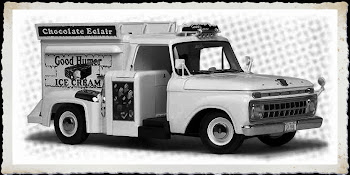 THOSE ICE CREAM TRUCKS OF SUMMER