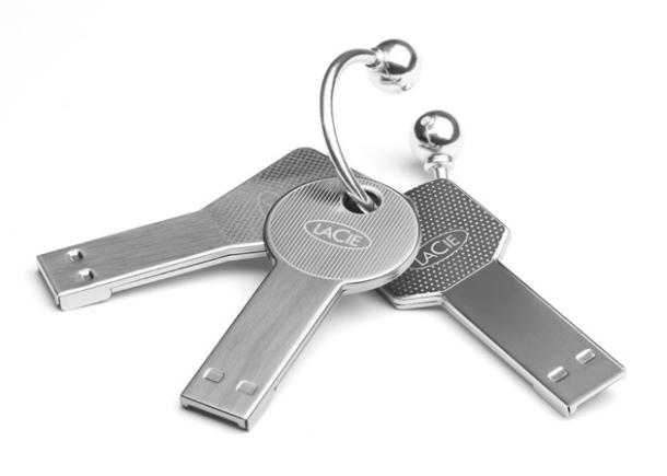 [LaCie+Key+Drives]