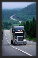 A Truck driver can experience lower back and neck pain