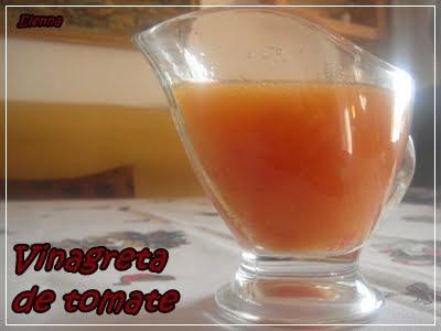 Vinagreta de Tomate