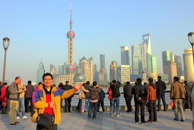 Adventures @ Shanghai