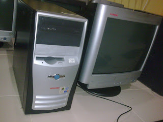 Second hand computer komputer terpakai untuk di jual