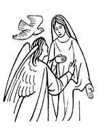 Virgen María (Adviento)