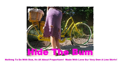 Hide The Bum (Classic A Line Skirts & Many More)