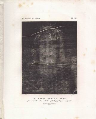 the Shroud of Turin during