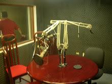 actividad en la radio