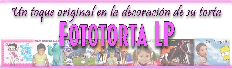 Fototorta La Plata