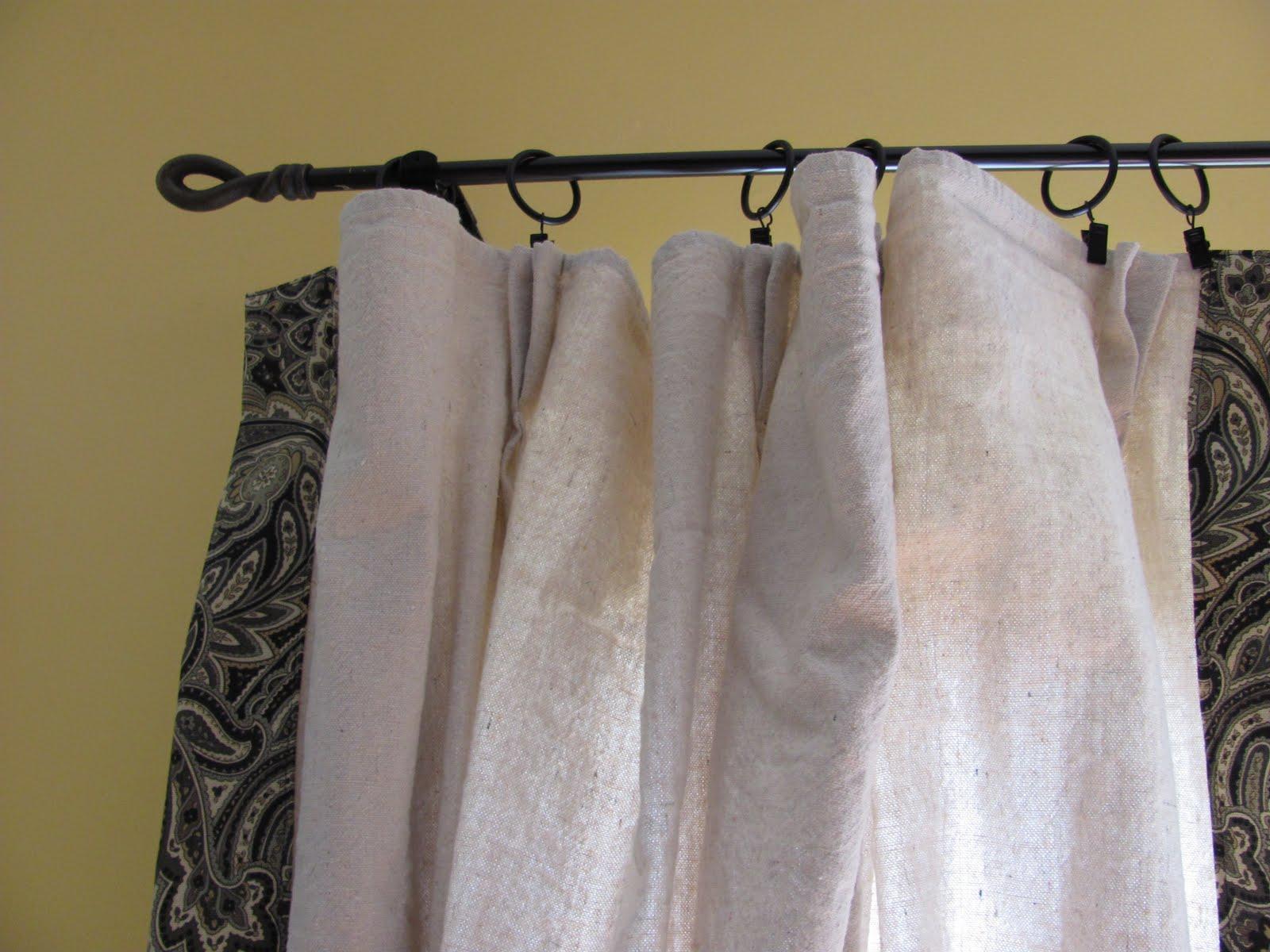 7 foot curtain rod