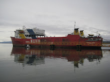 Navimag- The ferry we took from Puerto Natales to Puerto Montt