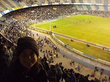 Boca soccer game.