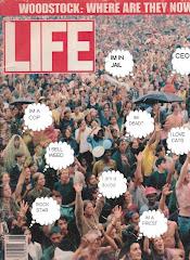 LIFE MAGAZINE CELEBRATES WOODSTOCK'S 20TH ANNIVERSARY