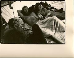Earthlight kicking back at Woodstock!