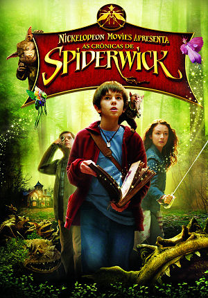 As Cr�nicas de Spiderwick Dublado