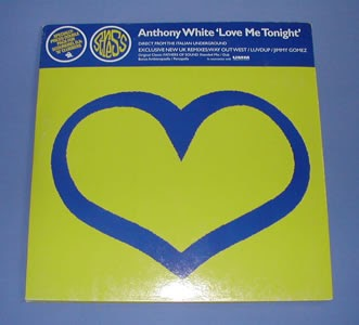 Uplifting garage house music anthony white love me tonight for Garage house music