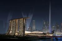 Marina Sands Casino IR Integrated Resort Singapore