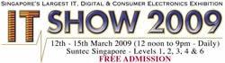IT Show 2009, Singapore