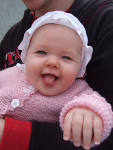 Sofie 5 måneder