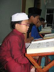 'Umar: Khatam Quran 2008
