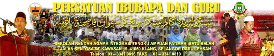 PIBG SRAI Tengku Ampuan Fatimah Batu Belah, Klang