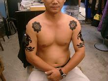 Visit Malaysia tatoos