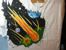Space meteor shower(sold)